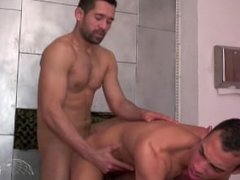 Men of the World - Madrid - Billy Fucks Juan Whilst a Guy Watches