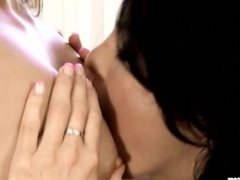 Passionate Kissing - by Sapphic Erotica lesbian sex with Jackie Jo