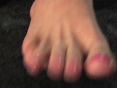 Worship Charlie's Feet