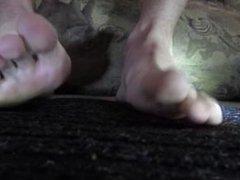 My feet/Vancouver B.C