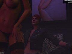 Grand Theft Auto V Chastity