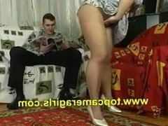 Mature pervert loves a young cock