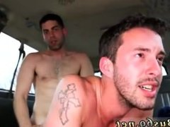 Gay sex naked handsome male Dude With Dick Piercing gets Ass On The