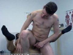 Male slave medical exam gay first time I road his prick up and down to