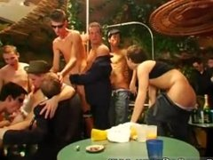 Teen boy group masturbation and young gay party sex outside movies full
