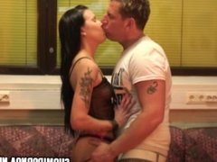 amateur couple - hot young wife