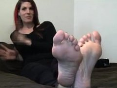 I'm in love with her face and soles
