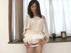 Hot Asian Babe Girl Martele Rumiko Teine.