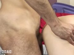 Daddy's Boy - Twink Lyle Boyce Gets a Pounding From Dolan Wolf