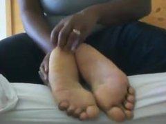 F/M feet tickling