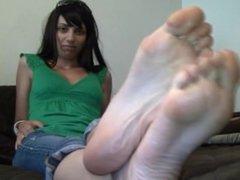 Foot fetish sex exclusive