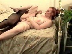 Rough Sex For Interracial BBW