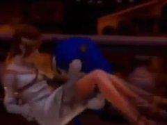 Sonic Fanboy Having Orgasms