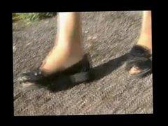 Her Feet Grew