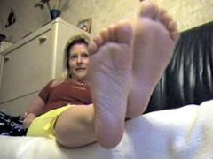 Diana Foot Fetish