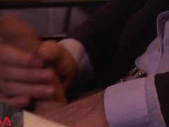 I Spy - Theo Ford Jerks Off