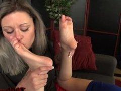 Jacqueline Massey Feet Worshiped