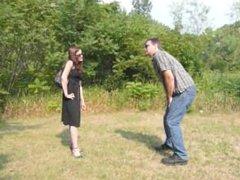 Ballbusting sassy self defense for woman 2