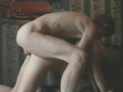 russian couple have slow real sex