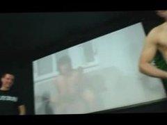 PROMISCOUS ORGIES AT CINEMA WITH BI LADIES 100M
