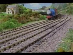 Garden gnome takes it in the ass by thomas the tank engine