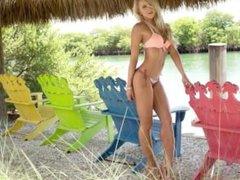 WWE Diva Summer Rae's Bikini Bonanza HD 1080p