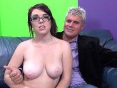 Porno Professor 2 Grading the Newbies - Scene 1