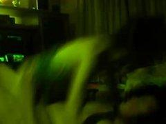 petite teen rides fat guy to screamkng orgasm
