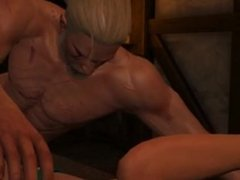 Sex with Mschuey #4 in The Witcher 3: Wild Hunt