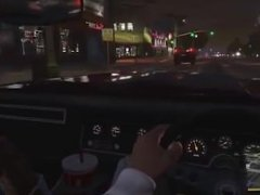 GTA 5 First Person Sex with Prostitute!
