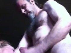 Suckslut takes a sloppy face fucking.