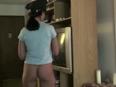 Laura Lee, Bound and Gagged Cop
