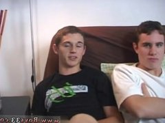 Hungry for cock and cum gay porn free movies Dustin and CJ just worked on