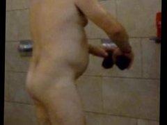 Hidden Shower Guy 042