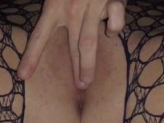 sexy young milf masterbates and takes the cock like a champ