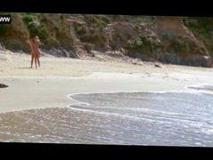 Fiona Gélin - Teen, Big Boobs, Outdoor Sex Scene - Le Grand Carnaval(1983)