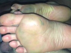 maddies smelly dirty camping soles
