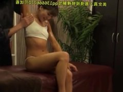 Japan Ticklish Armpit Massage 12