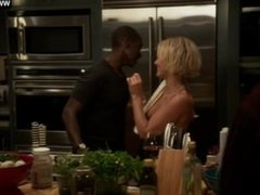 Nicky Whelan - Interracial sex scene, Blonde, Topless - House of Lies s05e0