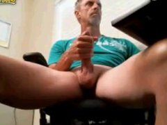 jerkoff on cam 4445
