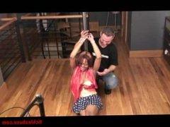 supergirl tickle 3