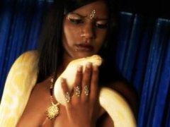 Sexy Hot Indian Hindu Girl - Rising Serpent