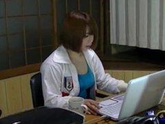 Cute Asian Muscle Girl 06