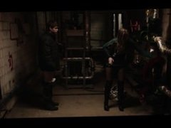 Deaf Ukrainian hottie, fucks just for money (movie 'Plemya' sex scenes)