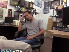 High school blowjob teen gay first time Dude wails like a lady!