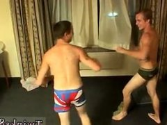 Gay boys having sex free no sign up Kelly & Grant - Undie Wrestle