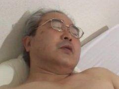Japanese old man 144