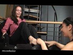 Teacher Theresa is Tickle Teased