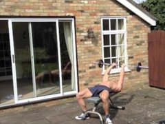 Adam Charlton - April 2013 - Muscle Flex and Outdoor Training