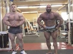 Roman and Steve b2